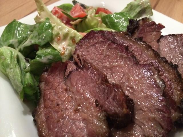 gastprinzessin dila kocht: saftiges beef-brisket
