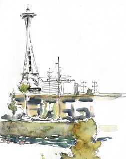 SketchCrawl - Seattle