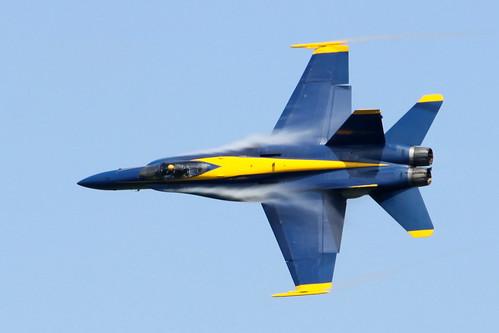 Smyrna Air Show 2014: Blue Angels