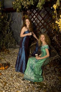 Фотогаллерея: Ведьмочки