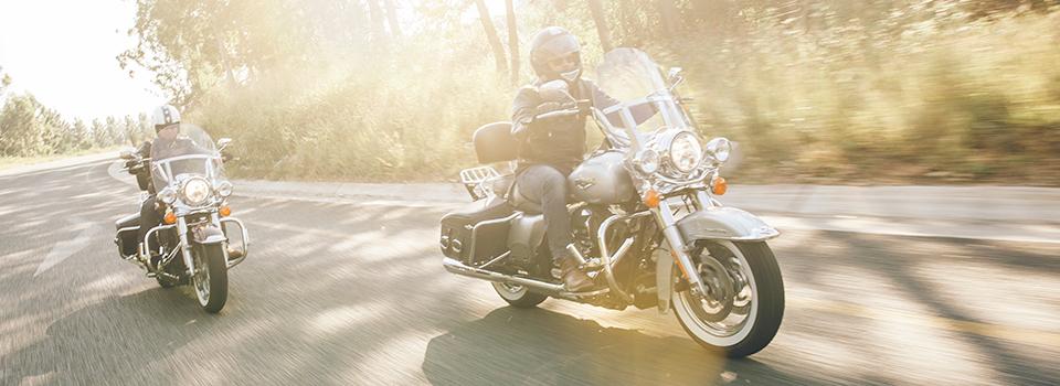 Harley Davidson trip through South Africa