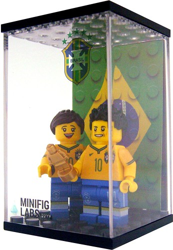 Brazil LEGO Minifigs