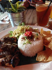 Lunch at Chili Espresso, Nexus