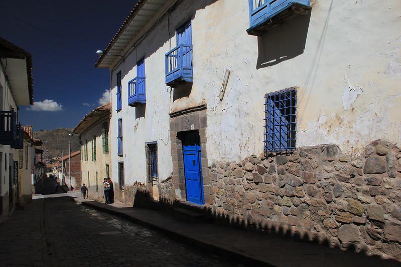 Calle Ceniza, Cusco