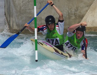 Canoe World Cup Event 2014