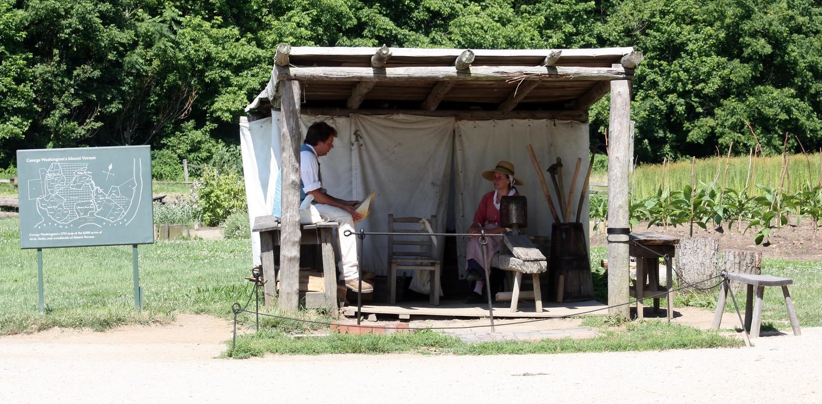 Mount Vernon Pioneer Farmers