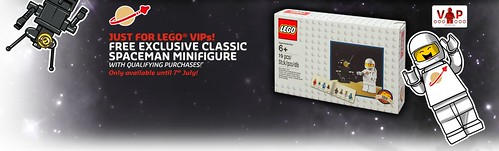 D2C Minifigure Retro Set 2014