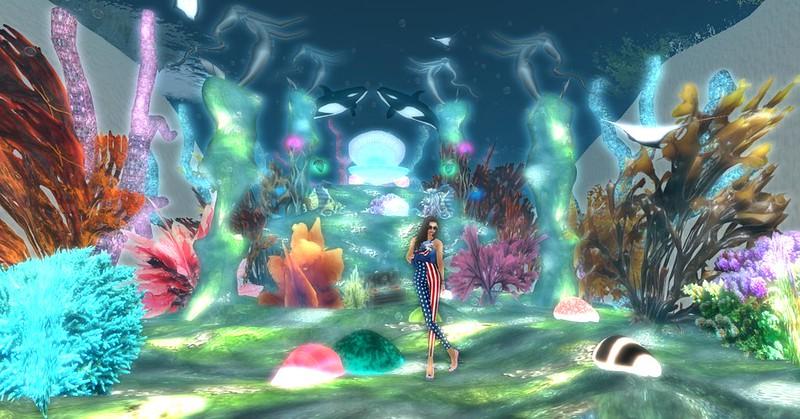 Garden of the Mer-Queen