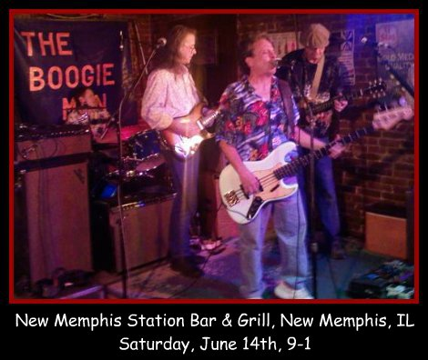 The Boogie Men 6-14-14