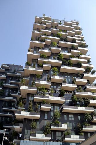 Milano - Grattacieli