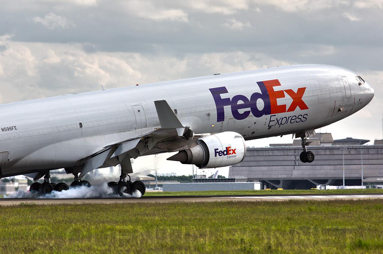 Fedex McDonnell Douglas MD-11/F N596FE