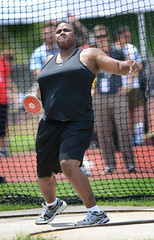 throwing, athletics, track and field athletics, sports, muscle, player, person, athlete,