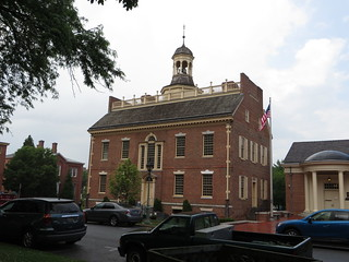Old State House, Dover, Delaware