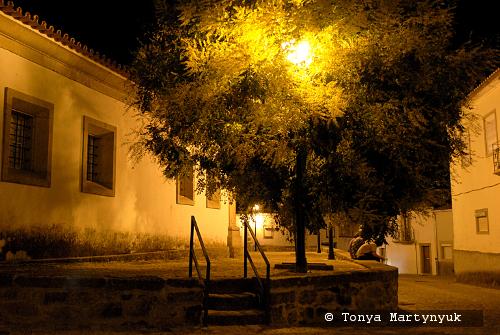 38 - провинция Португалии - маленькие города, посёлки, деревушки округа Каштелу Бранку