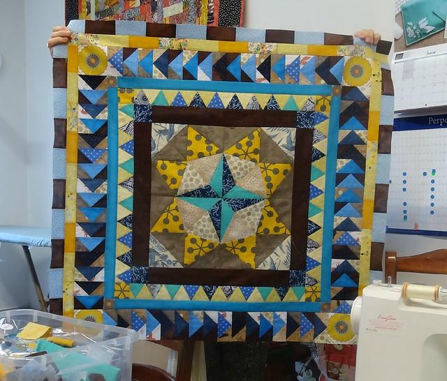 Margaret's quilt