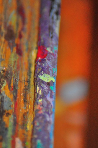 The Painted Wood