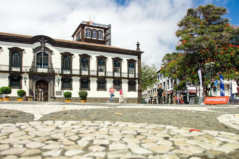 Praça do Município - Funchal, Madeira