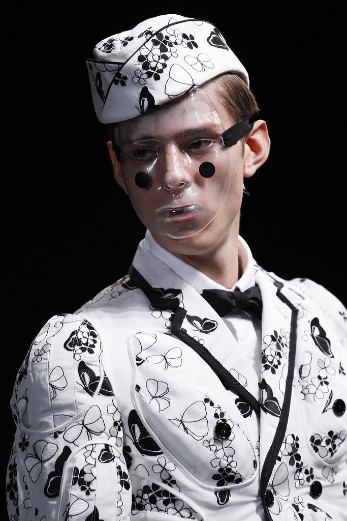 Elvis Jankus3214_SS15 Paris Thom Browne(VOGUE)