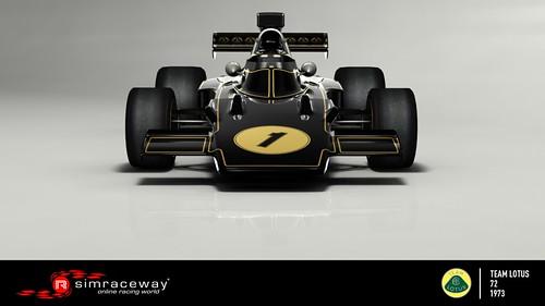 SimRaceway Lotus 72