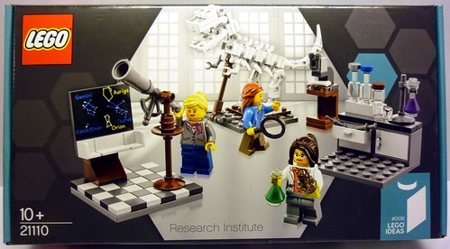 21110 Research Institute, LEGO Ideas #008