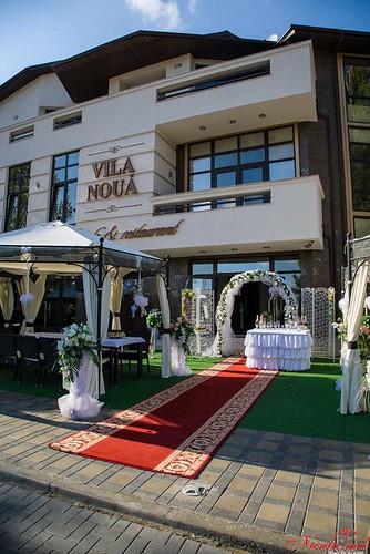 Ресторан Vila Nouă > Фото из галереи `Sala Mare`