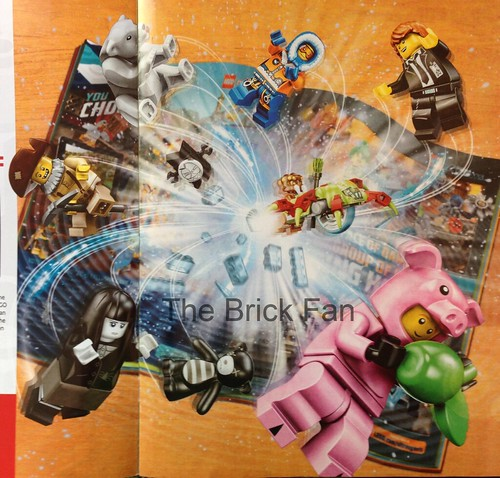 LEGO Collectible Minifigures Series 12