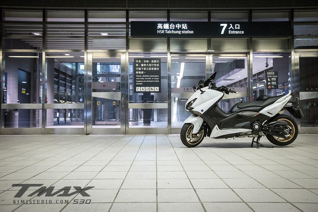 2014 T-MAX 530-158