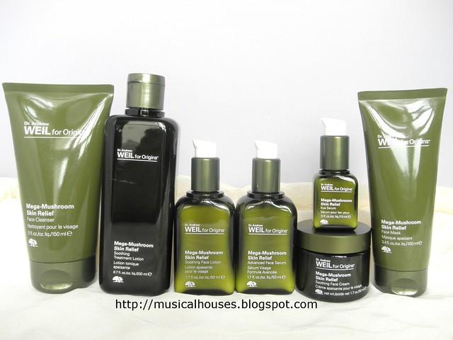 Origins Mega-Mushroom Skin Relief Skincare Range 3