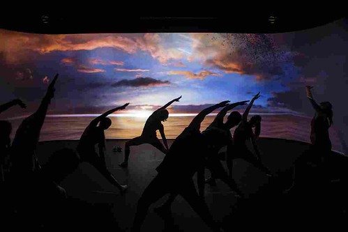 'THE PROJECT IMMERSIVE FITNESS' - Reebok - Les Mills (1)