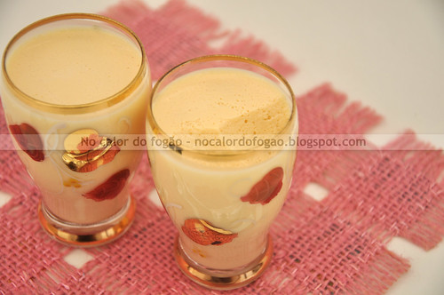 Mousse diet de maracujá_comido