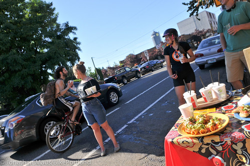 Rider Appreciation Day on Williams Ave-13