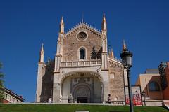 Madrid, Iglesia de San Jerónimo el Real