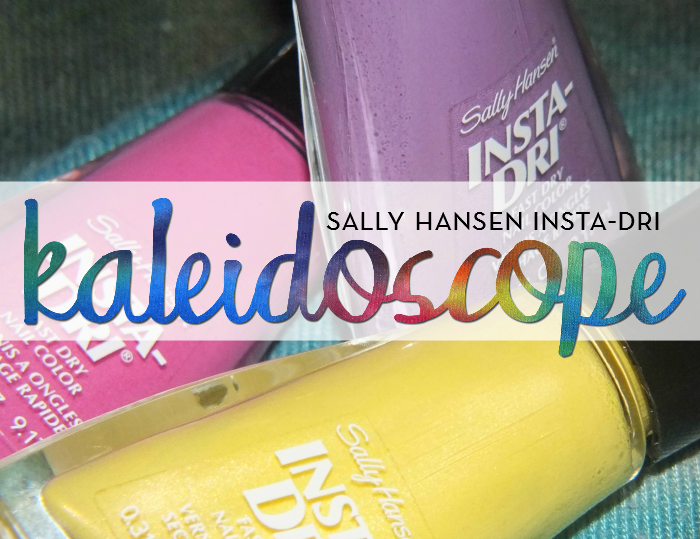 Sally Hansen Insta-Dri Kaleidoscope Collection (5)