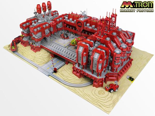 M-Tron Magnet Factory