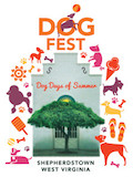 Shepherdstown WV Dog Fest August 9 & 10