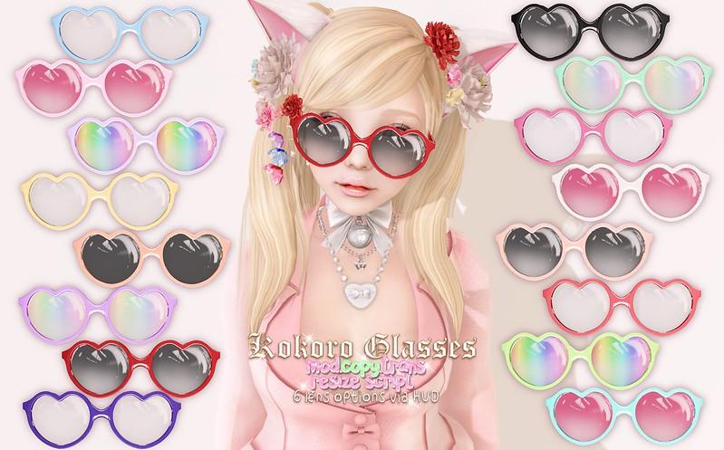 .tsg. Kokoro Glasses @ Kustom9