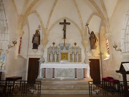 106 Église Saint-Grégoire, Sauxemesnil