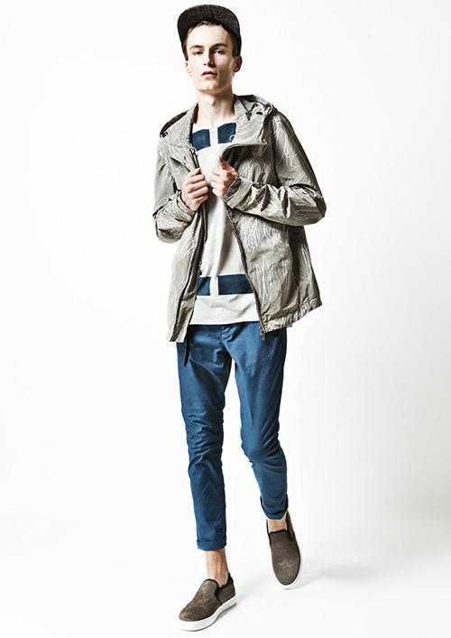 SS15 Tokyo KAZUYUKI KUMAGAI008_Jack Chambers(Fashion Press)