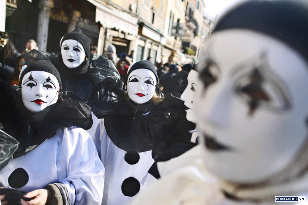 Carnevale - Venice, Italy