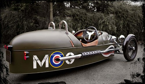 Morgan 3 Wheeler 2014