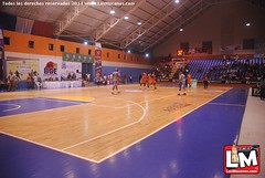 Baloncesto Superior, miércoles 07 de agosto @ Poli Deportivo Moca 85