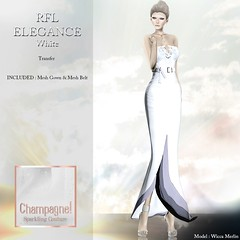Champagne! Sparkling Couture Vendor for RFL 2013