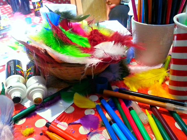 Arts and crafts, summer activities for kids