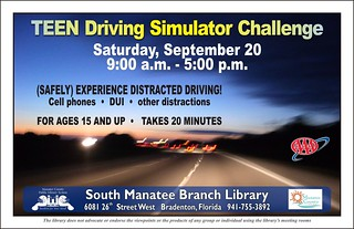 Teen Driving Program @ the South Manatee Branch Library