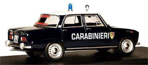 LookSmart Giulia Carabinieri