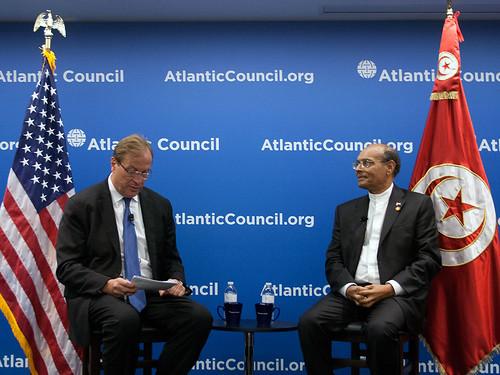 A Conversation with Tunisian President Moncef Marzouki