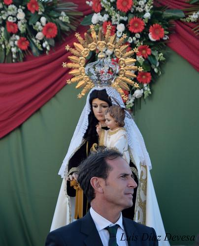 Procesión do Carmen de Vilaxoán 2014