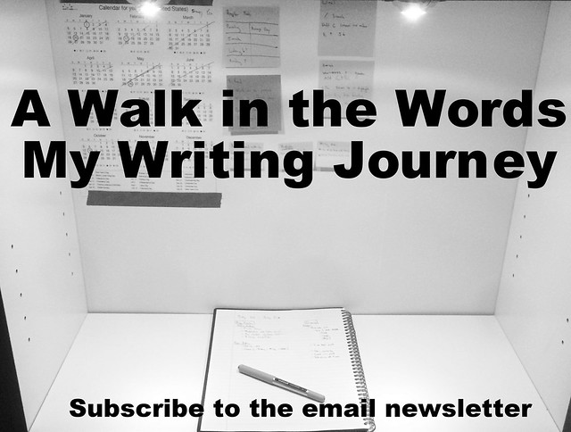 Subscribe to my writing newsletter