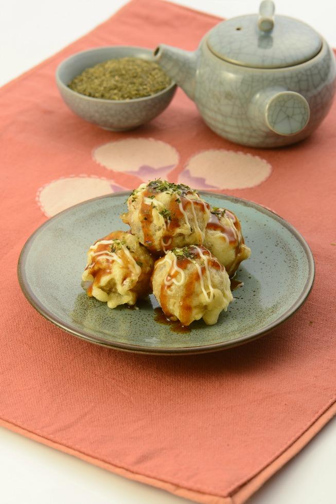 Takoyaki Tenpura