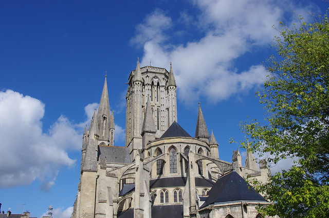 Cathedral de Coutances